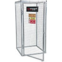 Click to view product details and reviews for Armorgard Armorgard Ggc5 Gorilla Collapsible Gas Cage.
