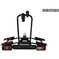 Menabo Menabo Naos Tilting 2 Bike Tow Ball Mount Carrier