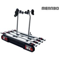 Menabo Menabo Race 4 Tow Ball Mount Bike Carrier