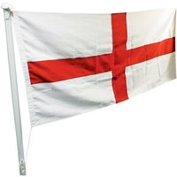 One Stop Promotions One Stop Promotions St. George Sewn Flag with Rope & Toggle (6x3ft)