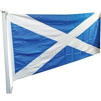 One Stop Promotions One Stop Promotions St. Andrew Sewn Flag with Rope & Toggle (6x3ft)