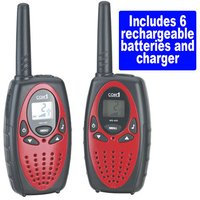 Clarke Clarke TR300 Two Way Radio (Twin Pack)