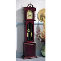Clarke Clarke Colonial Grandfather Clock (Key Wound)