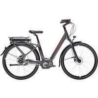 "Peugeot Cycles Peugeot Cycles Ec01-300 Electric Bike 11ah 46cm/18"" Grey"