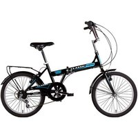 Machine Mart Classic Saker Folding Bike