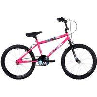 NDcent NDcent Flier Childrens Pink & Blue BMX Bike (12 Frame)