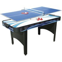 Machine Mart Xtra Mightymast Leisure 6ft Typhoon 2in1 Hockey/ Table Tennis Table