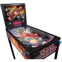Machine Mart Xtra Mightymast Leisure Star Galaxy Pinball Machine
