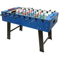 Machine Mart Xtra Mightymast Leisure Smile Table Football (In Blue)