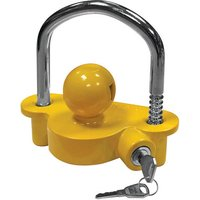 Click to view product details and reviews for Streetwize Universal Coupling Hitch Lock.