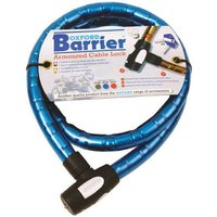 Oxford Oxford Ox146 Barrier Motorcycle Cable Lock Blue
