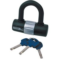 Click to view product details and reviews for Machine Mart Xtra Oxford Of161 Hd Mini Shackle Disc Lock.