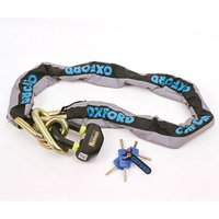 Oxford Oxford Of332 Nemesis Ultra Strong Chain And Padlock 2m