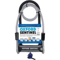 Oxford Oxford Lk339 Sentinel Plus U-lock Duo 14mm X 320mm
