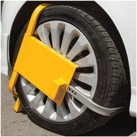 Machine Mart Fort Knox Heavy Duty Wheel Clamp