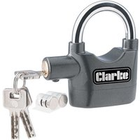 Click to view product details and reviews for Clarke Clarke Cht662 Alarm Padlock.