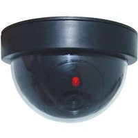Machine Mart Replica Motion Activated CCTV Dome Camera