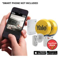 Click to view product details and reviews for Machine Mart Xtra Yale Easy Fit Smartphone Alarm Kit 3.