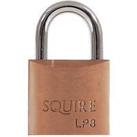 Squire Squire LP8 Keyed Alike 30mm Brass Padlock