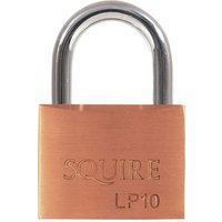 Squire Squire LP10 50mm Brass Padlock