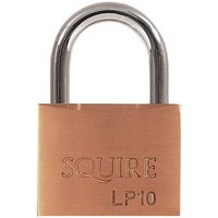 Squire Squire LP10 Keyed Alike 50mm Brass Padlock