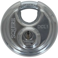 Squire Squire DCL1 70mm Discus Padlock Keyed Alike