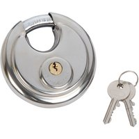 Machine Mart Fort Knox 90mm Discus Padlock