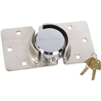 Click to view product details and reviews for Machine Mart Fort Knox High Security Van Door Lock.