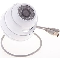 Machine Mart Xtra Yale 650TVL Indoor Dome Camera White