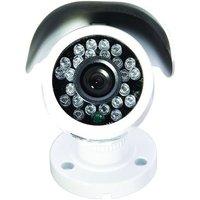 Machine Mart Xtra Yale 650TVL Bullet Camera White