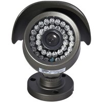 Machine Mart Xtra Yale 650TVL Bullet Camera Black