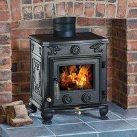 Clarke Clarke Cottager II Cast Iron Wood Burning Stove