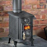 Clarke Clarke Thames Cast Iron Wood Burning Stove