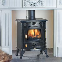 Clarke Clarke Buckingham Cast Iron Multi Fuel Stove