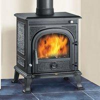 Clarke Clarke Pembroke Cast Iron Wood Burning Stove