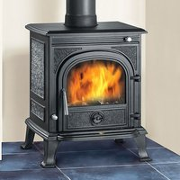 Clarke Clarke Pembroke Cast Iron Wood Burning Stove