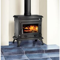 Clarke Clarke Majestic Cast Iron Wood Burning Stove