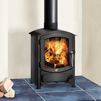 Clarke Clarke Malvern 6 2kW Steel Wood Burning Stove