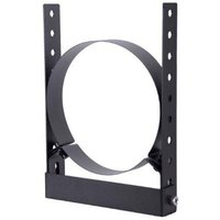 Roccheggiani  Roccheggiani Black Adjustable Wall Bracket   2 Sizes