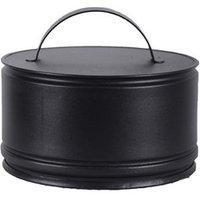 Roccheggiani  Roccheggiani Black Tee Cap   2 Sizes