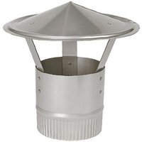 Price Cuts 5  Stainless Steel Flue Cowling