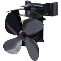 Valiant Valiant FIR350 Remora Magnetic Flue Pipe Heat Powered Stove Fan