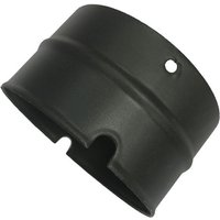 Clarke 75mm x 117mm Slotted Flue Connector