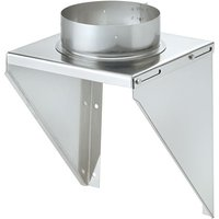 Clarke 6 Stainless Steel Internal Wall Support