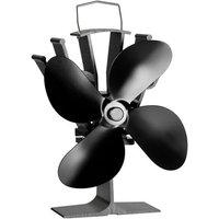 Clarke Clarke CSF4 4 Blade Heat Powered Stove Fan