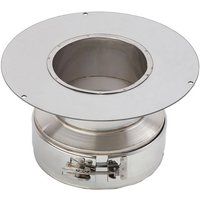 Click to view product details and reviews for Clarke Ventilator Cowl Adaptor To Fit Twin Wall Pipe.