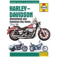 Haynes Haynes Harley-Davidson Shovelhead & Evolution Big Twins (70-99) Manual
