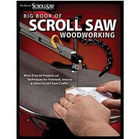 Fox Chapel Publishings Big Book of Scroll Saw Woodworking