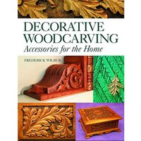 Machine Mart Xtra Decorative Woodcarving