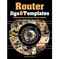 Machine Mart Xtra Router Jigs & Templates